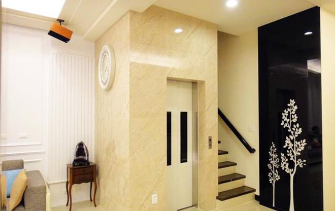 别墅电梯电箱安装接线图