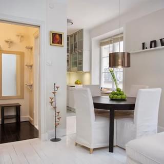 29平米单身公寓 颠覆小公寓带来的拥挤印象