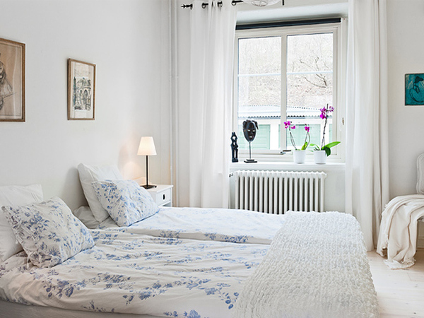 混搭流行风格演绎现代二居室装修效果图