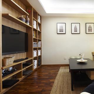 成品华庭--68平米简约宜家风二室两厅一厨一卫