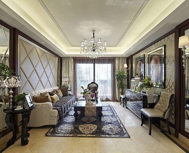 碧水天源枫景台 200平西班牙风格别墅 - 200.0平米别墅欧式风格