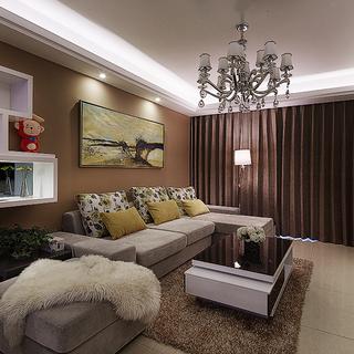 佳境天成 ――100平现代简约两室两厅