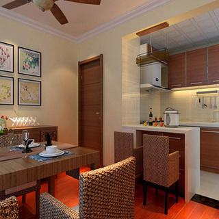 13.5万打造现代简约一居室