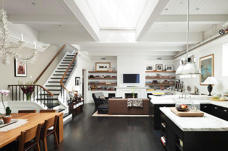 奢华的三室两卫顶层公寓