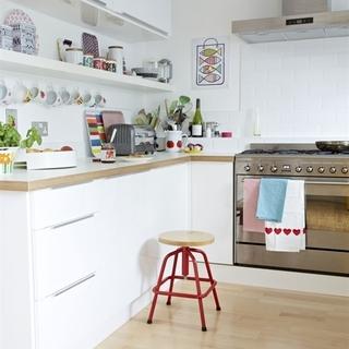 伦敦Jane的彩色IKEA风格美居