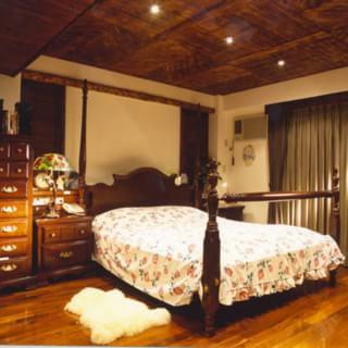 卧室装修效果图大全2014图片