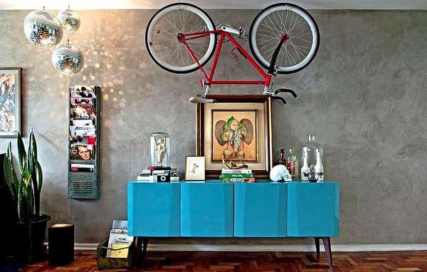 最美圣诞家装——多彩混搭的客厅装修效果图