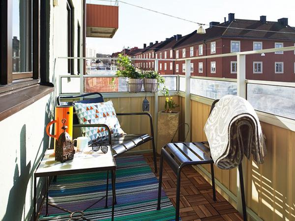 质感混搭大空间一居室装修效果图