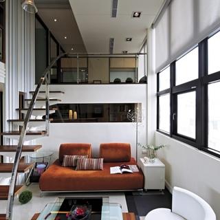复式风格卧室装修效果图大全2014图片-搜狐家居品格