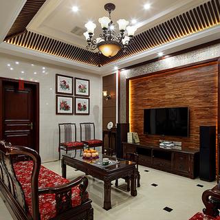 东方雅韵――现代中式风别墅