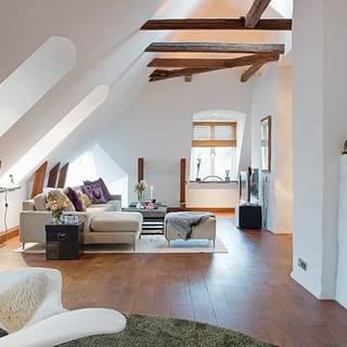 300平米北欧风阁楼公寓