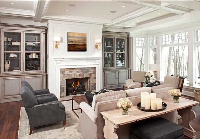 豪华别墅地板美式别墅地板图片1