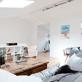 116平米北欧公寓 小预算的简洁与大气
