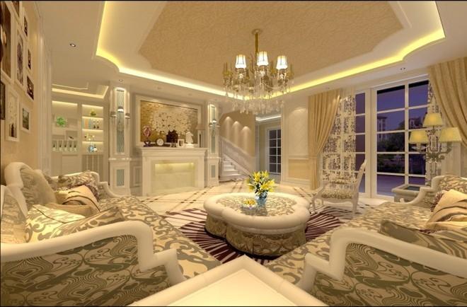 奥林匹克花园别墅欧式设计