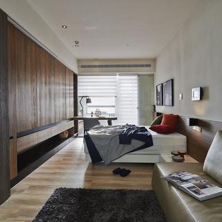 27平米超小户型一居室