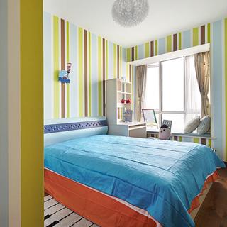 伊萨卡--110平现代风格三室两厅两卫