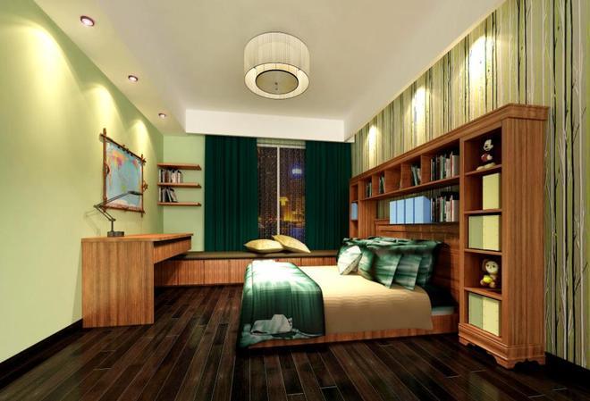 据业主要求及建筑结构条件,居室空间按照使用设计为会客、起居、书房、餐厨等使用空间。 原有建筑结构中有部分空间不规整的异形结构。在设计过程中通过墙体的调整将主要功能区空间划分方正,将异形区域划分到卫生间、储藏室等非主要功能区。 门厅玄关处的处理简单明了,新中式平头条案及墙面装饰画的搭配通过两侧的竖向暗藏灯带的衬托显得庄重文雅。 通过非承重墙体开窗洞将原客卫(暗间)改造成明卫。 将餐厅与厨房之间的非承重墙体拆除新做一道透明隔断并加设推拉门,致使增加餐厅的日常采光,而且在此隔断上采用胡桃木质木格屏风提升客餐厅中