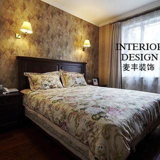 明珠公寓--5.5万打造的78平米美式简约平层