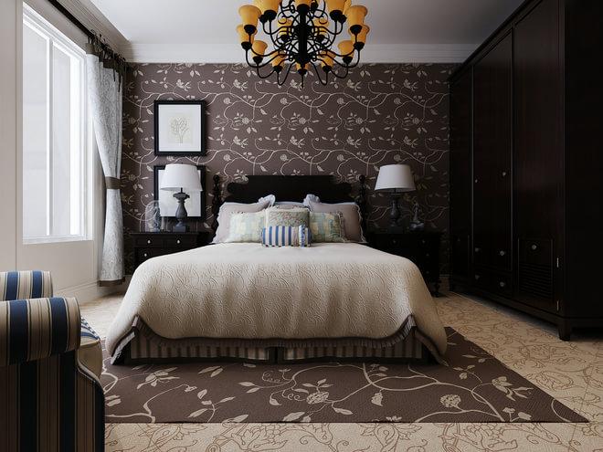 并通过精致的新古典家具,清新典雅的线条,认人感知到美式古典的沉稳图片