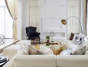现代简约风格设计 高贵白色美家赏析