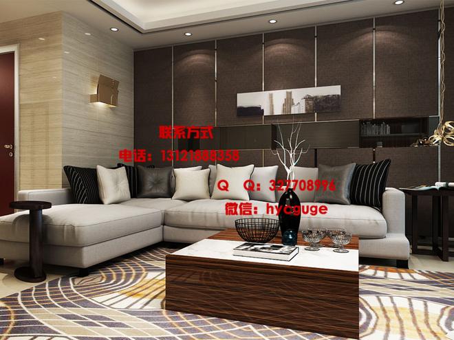 个人专业兼职别墅家装公寓设计3d效果图-搜狐家居品格