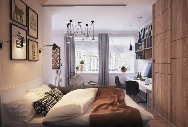 背景墙 房间 家居 起居室 设计 卧室 卧室装修 现代 装修 620_420