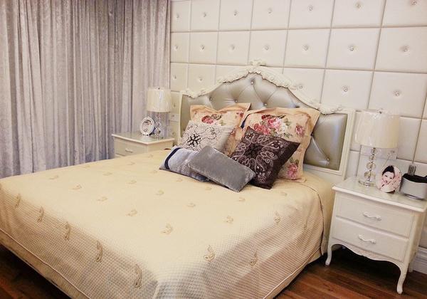 110平米新古典混搭三居室装修效果图