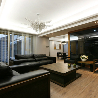 【映画】 尚郡100院160平・简约风四居室