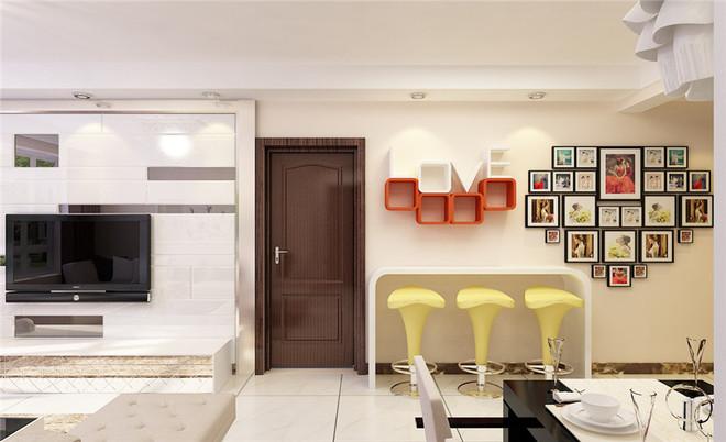 现代家居挂画纯色背景素材