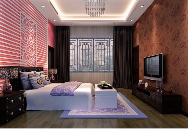 沈阳新中式自建四合院装修效果图