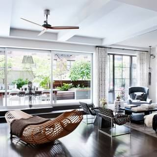 纽约Gramercy Loft 住宅 中西巧妙融合的空间