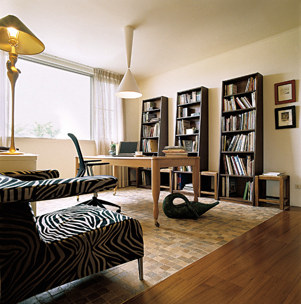 混搭古典优雅公寓 演绎闲逸生活风格装修效果图
