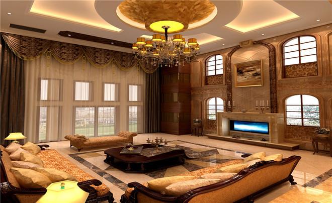 460平米欧式别墅半包96万起
