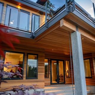美式现代别墅