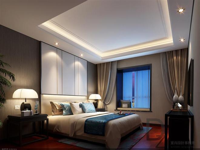 新中式木地板壁纸