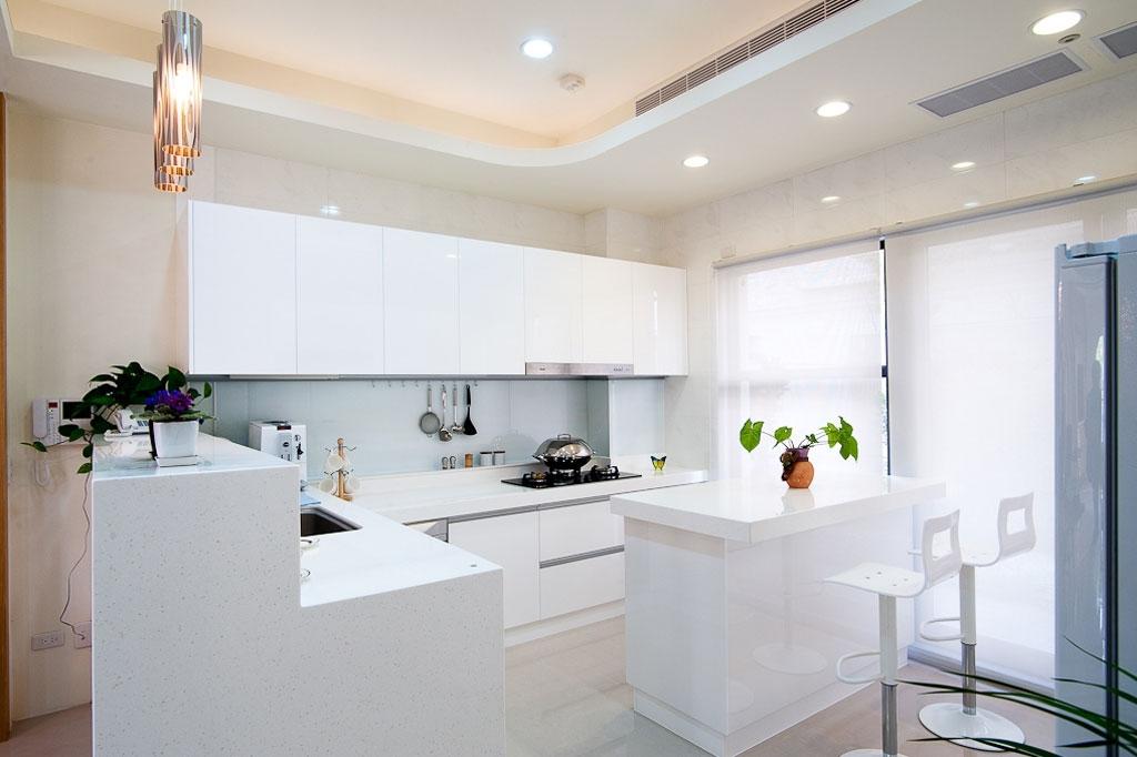 室内装修吧台的设计方法高清图片