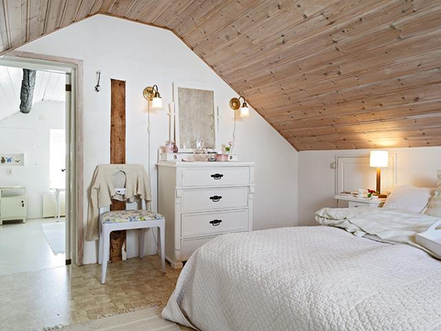 阁楼装修设计图片一; 巧妙空间利用 20招打造阁楼房间;; 阁楼装修设计