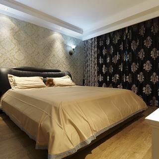 嘉绿西苑-8万元打造的105平米欧美风三室二厅