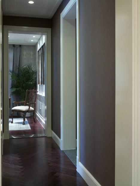 古典欧式奢华三居室装修效果图