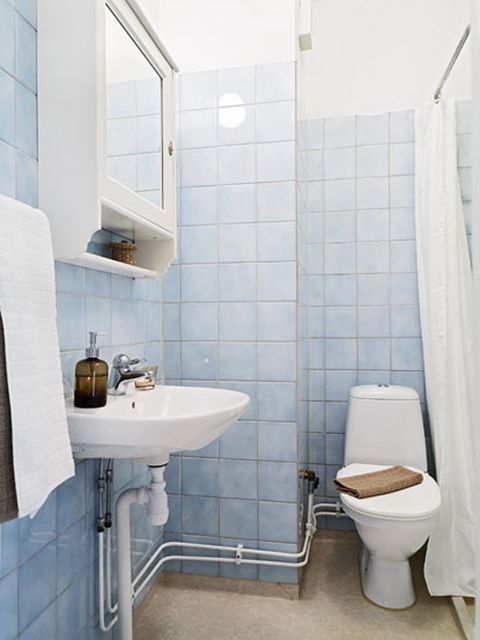 53平方1房1厅,化繁为简悠然自得北欧风装修效果图