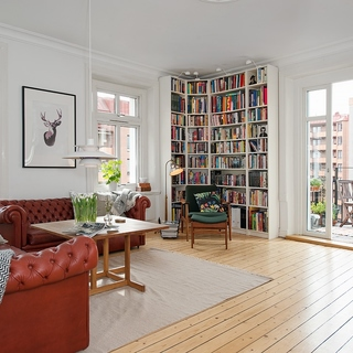 60-80平米三居风格客厅装修效果图大全2015图片-搜狐