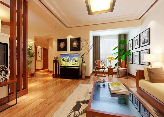 10平米客厅家具摆放图