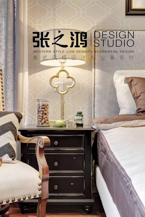 140平米法式乡村风格三居室装修效果图
