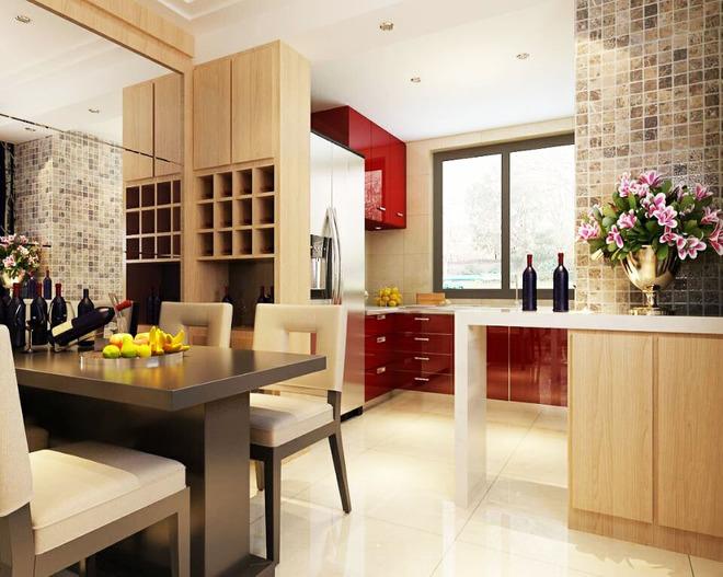 格调春天三居室温馨精致现代简约风格新房装修