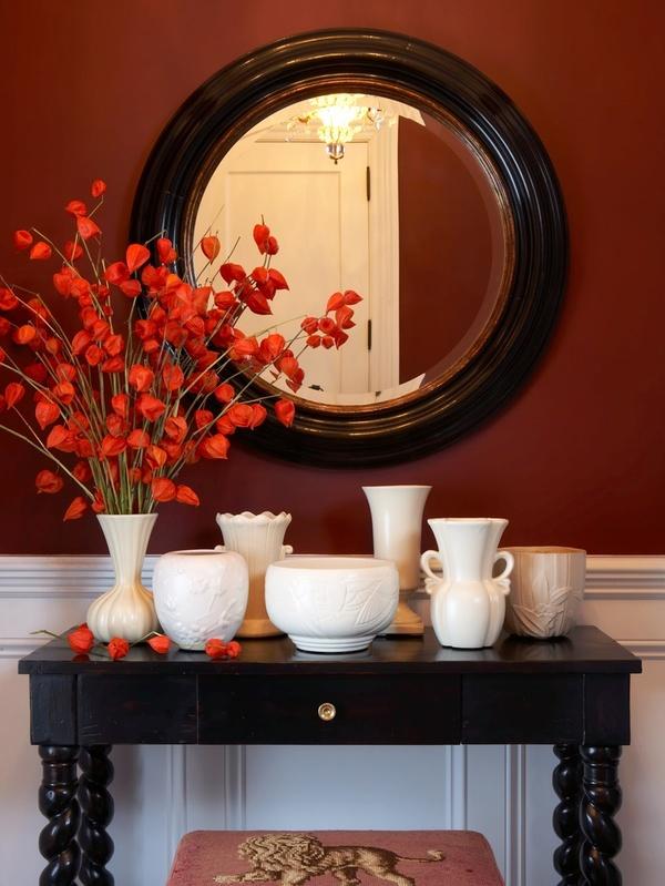 色彩明艳混搭三居室装修效果图