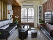 82平乡村风格两居室赏析
