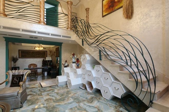 幼儿园楼梯设计欧派