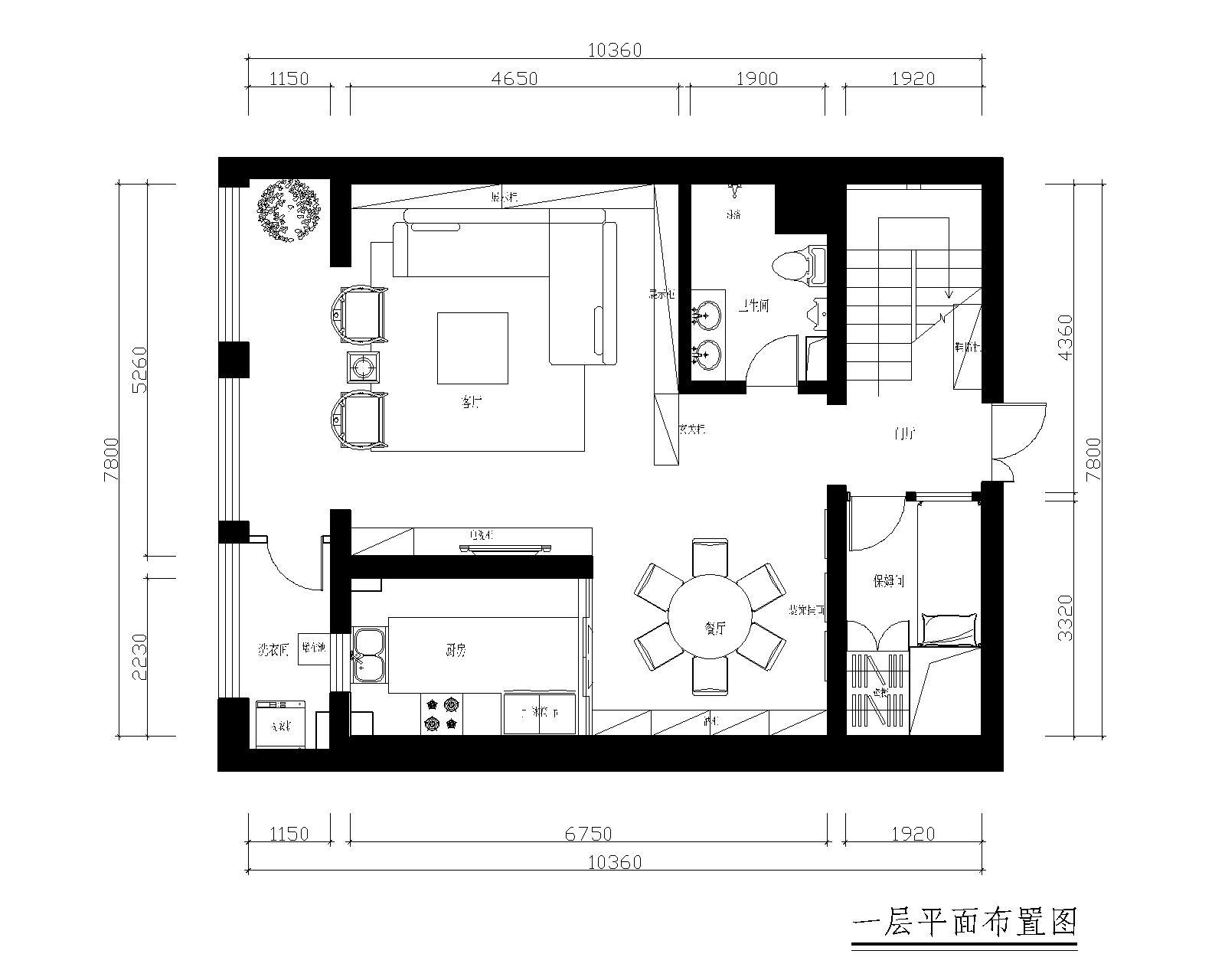 碧湖居九号公寓200平米新中式风格别墅