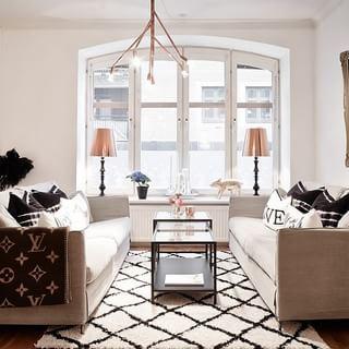 极具艺术质感的瑞典复式公寓