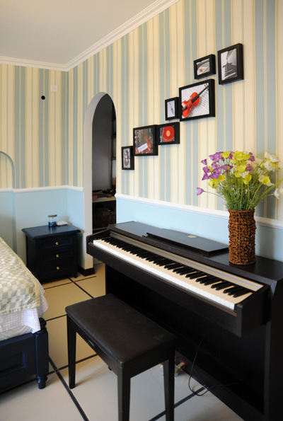 BEST NICE整体家居--极美设计田园风格装修效果图